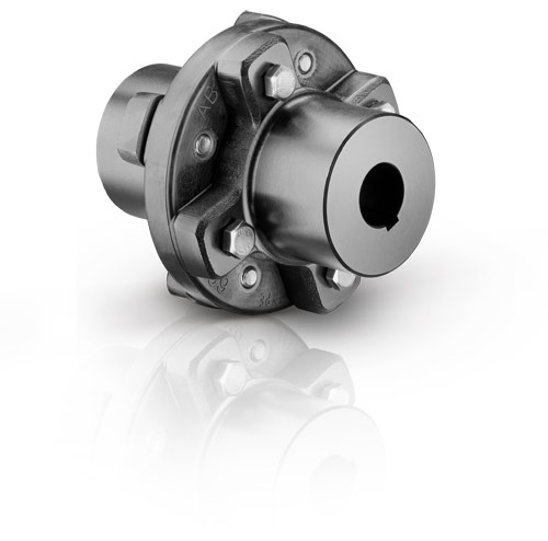 Couplings with rubber rings GP